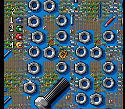 Micro Machines - Alone and lost. - User Screenshot